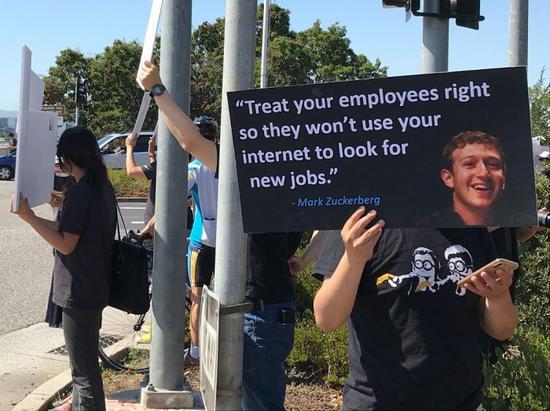 脸书在美坠亡中国籍员工家属已聘律师与公司代表会面!的照片 - 4