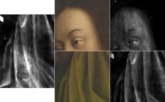 世界名画暗藏玄机?AI可发现梵高画作中的隐藏作品的照片 - 4