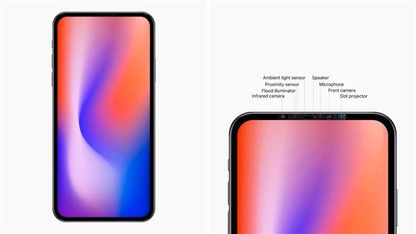 iPhone 12 Pro假想渲染图:干掉刘海、外观回归iPhone 4的照片 - 6