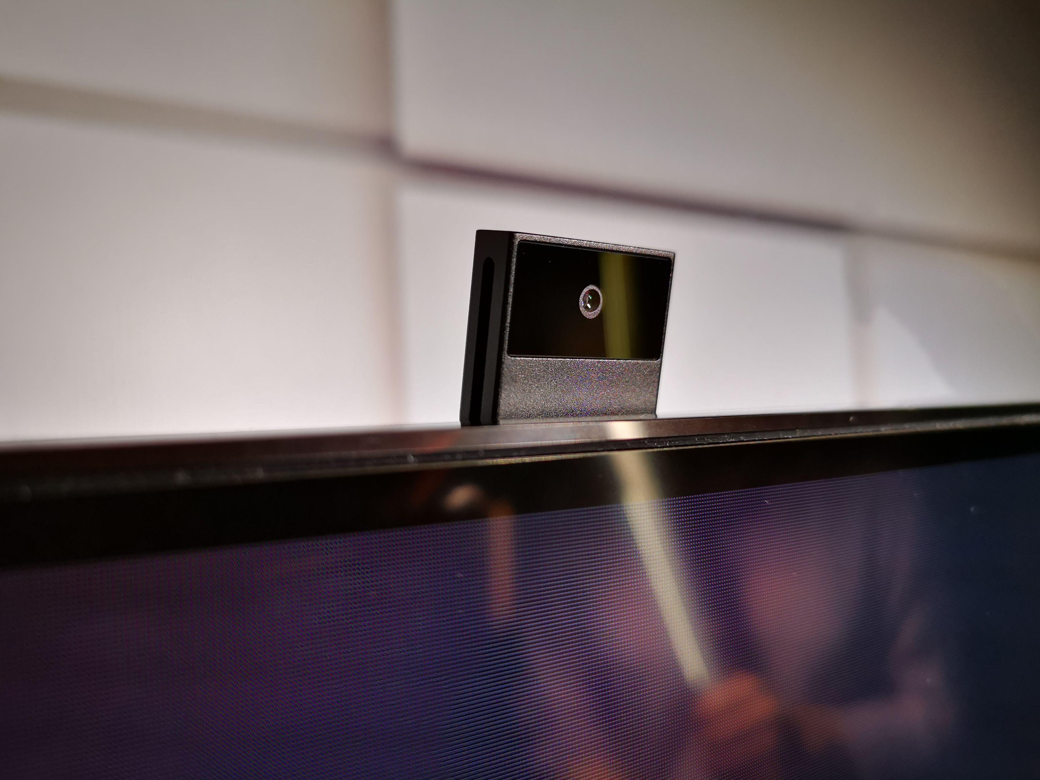 华为智慧屏评测:4K量子点屏幕+AI慧眼+投屏游戏的照片 - 3