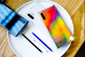 潮流外观+强悍配置,三星Galaxy Note10+ 5G机皇不可错过!