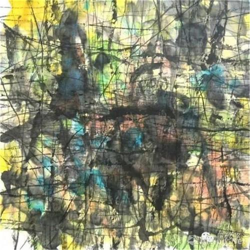 翰墨丹青品读著名画家全汉东绘画艺术