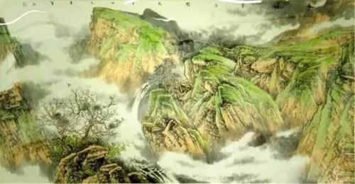 工笔画家杨建军作品欣赏