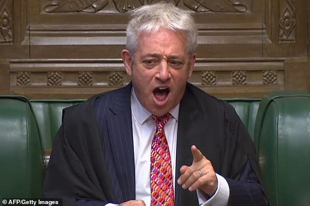 英議員擬再推法案阻硬脫歐約翰遜調查其與外國政府聯系