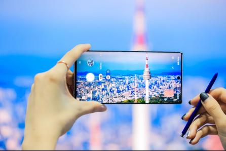 123度超广角+专业级视频摄像头,三星Note10系列实力圈粉