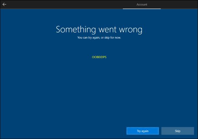 Win10家庭版安装过程不再允许创建本地账户 除非断开网络连接的照片 - 4