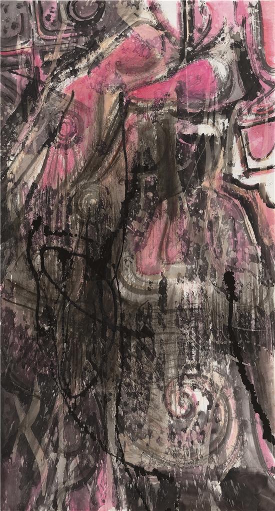 """""""厚土.秋实""""——荣宝斋画院梁建平新乡土水墨研究工作室师生作品汇报展(第二回)"""
