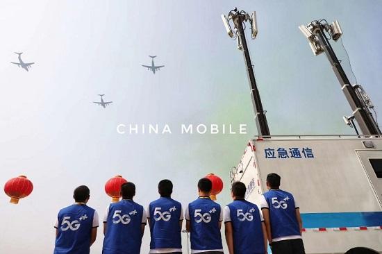 海内外同享!中国移动咪咕助力史上首次4K超高清多视角阅兵直播
