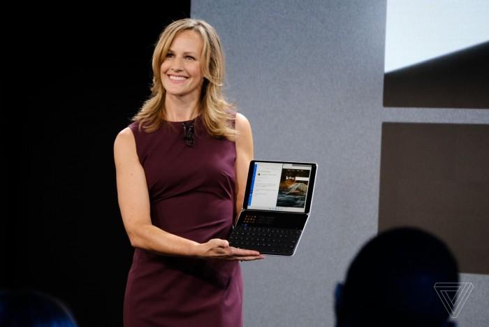 """微软演示Win10X 迎来新的""""开始""""菜单 不包含磁贴的照片 - 3"""