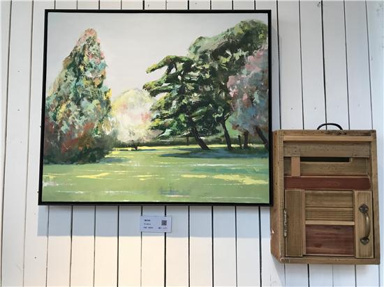 """""""物有所值""""艺术联展(第三期)在北京798艺术区举行"""