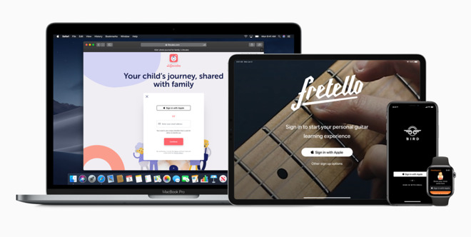 OpenID基金会负责人称赞苹果一键登录功能但它仍不够完美