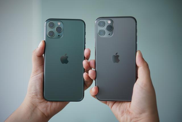 "iPhone 11系列拍照曝""鬼影门"":或为设计缺陷的照片 - 1"