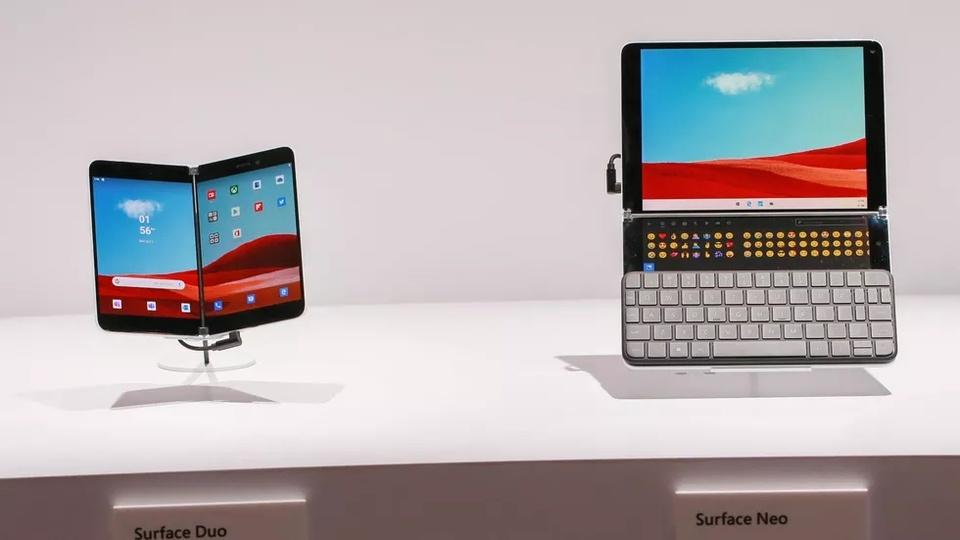 未来属于双屏 这次微软终于可以有姓名的照片 - 7