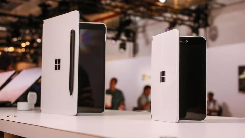 未来属于双屏 这次微软终于可以有姓名的照片 - 8