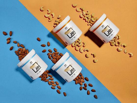 坚果牛奶品牌包装设计