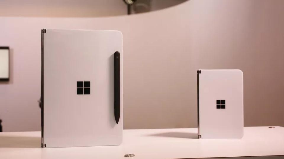未来属于双屏 这次微软终于可以有姓名的照片 - 1