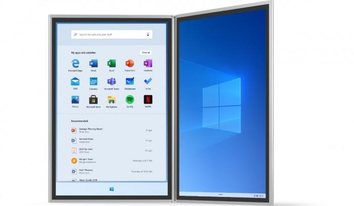用户要求微软将Win10X新版开始菜单带到标准版系统的照片 - 2