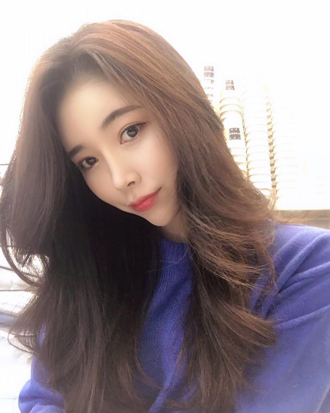 韩国美女模特,清丽佳人,女神合辑二20张