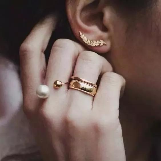 戒指的正确戴法和意义-戴对招财转运!