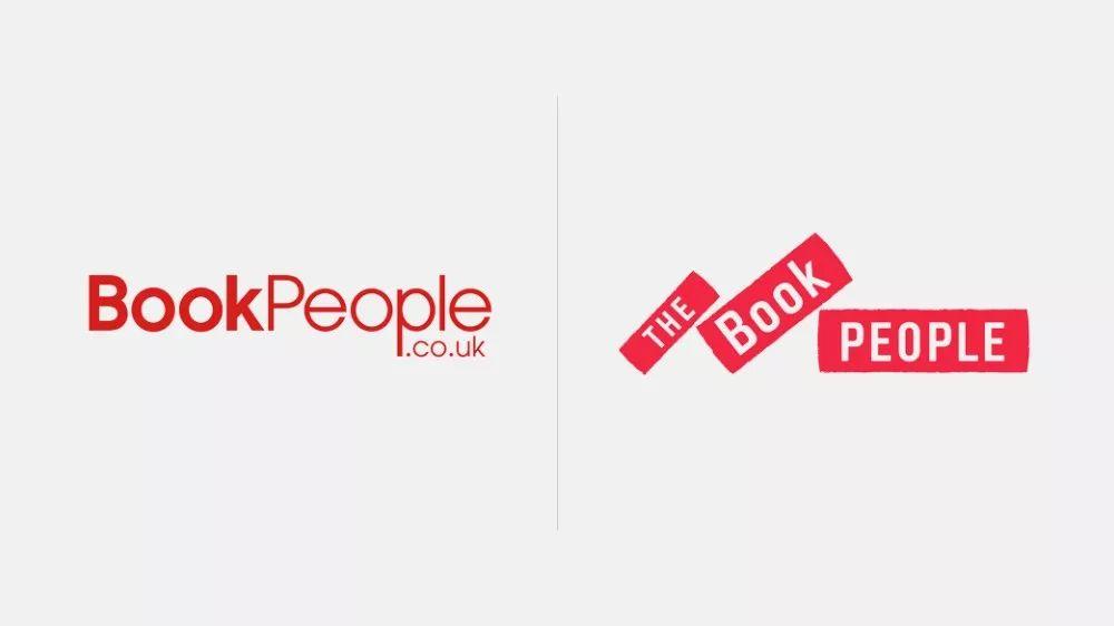在线图书零售商品牌视觉设计
