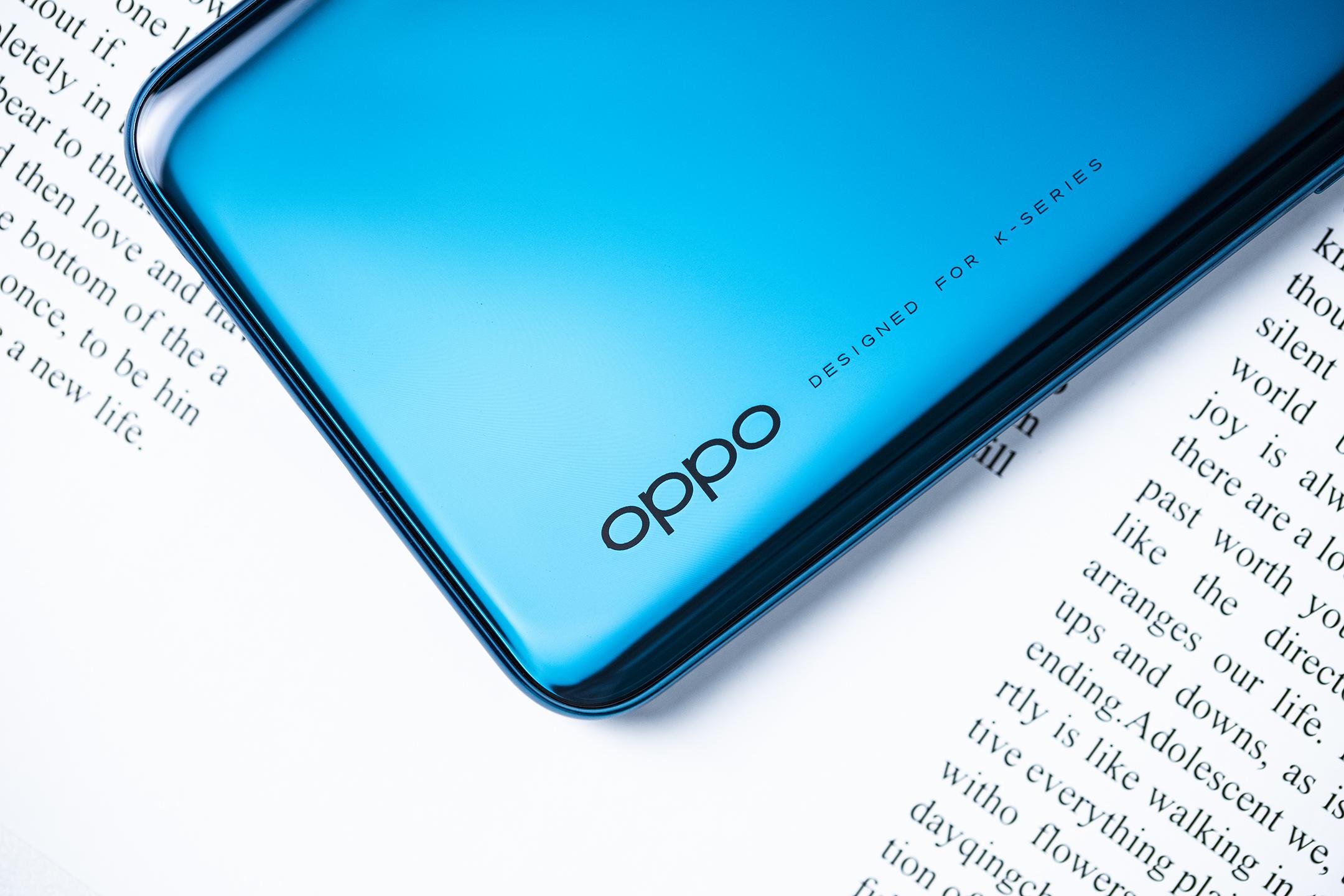 OPPO K5发布:VOOC 4.0闪充+6400万超清四摄的照片 - 8