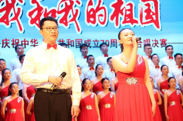 """阜宁县人民法院:""""我和我的祖国""""大合唱决赛中获奖"""