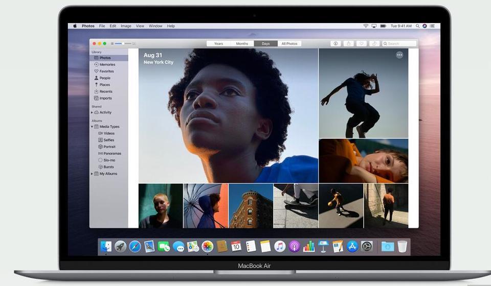 苹果发布macOS Catalina正式版:新特性多图抢先看的照片 - 4