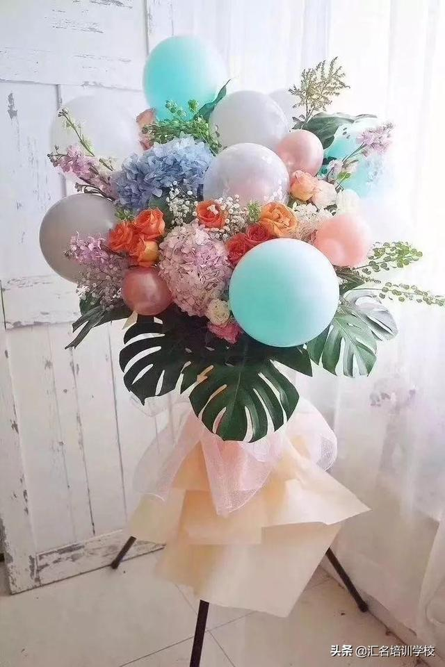 花式气球的26种编法图片分享!气球这么做花样简单好看