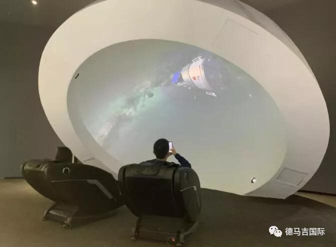 德马吉助力2019四川国际航空航天展览会成功开幕