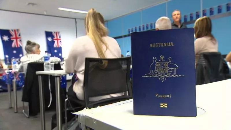 澳洲移民政策
