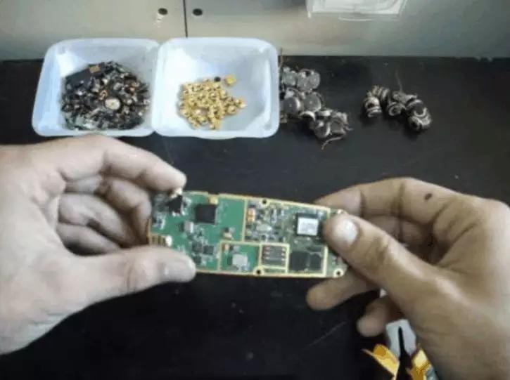 旧手机提炼黄金的最简单方法,看看划算吗?