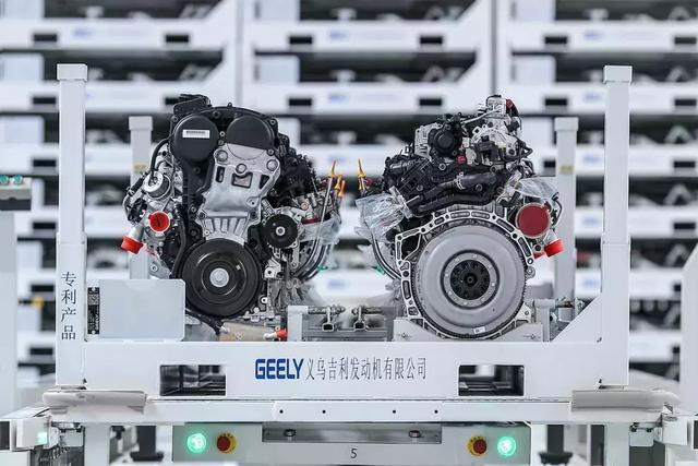 原創發力電動化,吉利與沃爾沃有意合并發動機業務