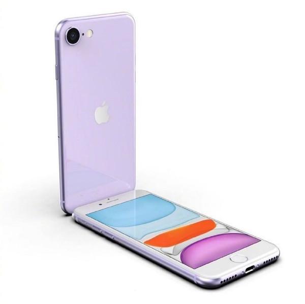 iPhone SE2渲染图曝光:A13/3GB、iP8外观的照片 - 2