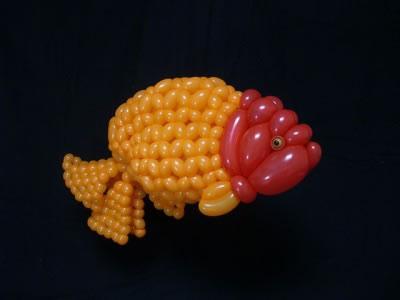 气球动物的做法大全!这些造型令人赞叹不已