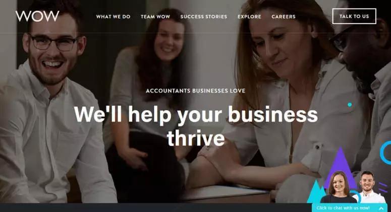 简单易用的公司网页怎么设计?