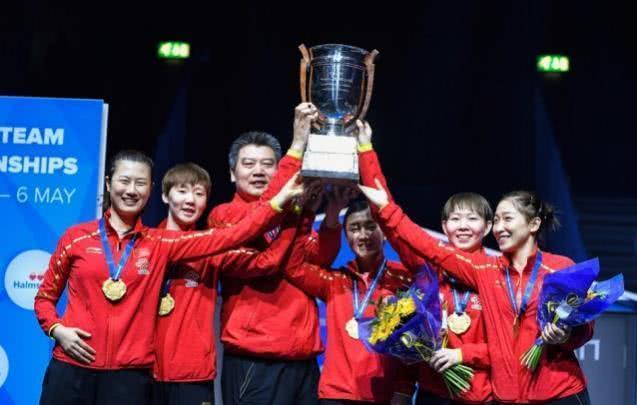 原創16勝9個4-0沖冠,中國女乒4將霸氣晉級,王藝迪攜黑馬迎強敵