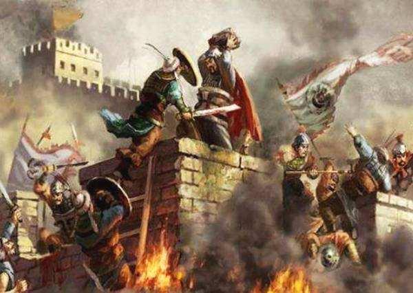 他是南宋草包將軍,叛逃元朝后成逃跑將軍,但他官位總能一升再升