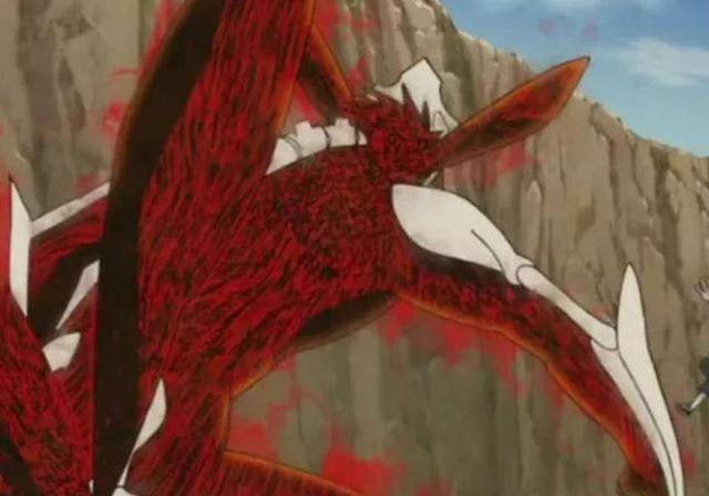 原創火影忍者前期,如果鳴人爆四尾沒人阻止,會發生什么?