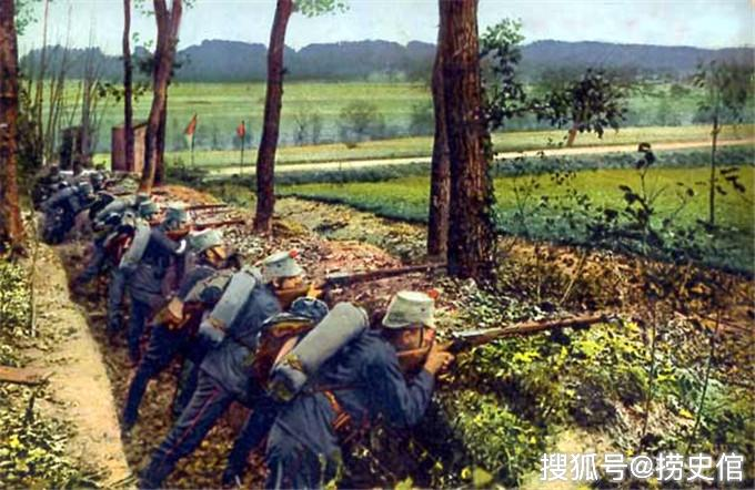 一戰德軍多勇猛?敢與英法俄三國對戰,美國不參與不會戰敗