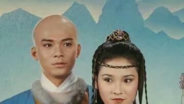 他才是導演一眼相中的虛竹,因怕剃頭拒絕演出,成就了黃日華