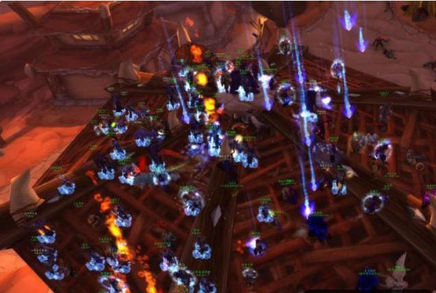 魔獸世界席服決戰:女王老牛倒下,伯瓦爾陣亡,然而鐵爐堡無解!