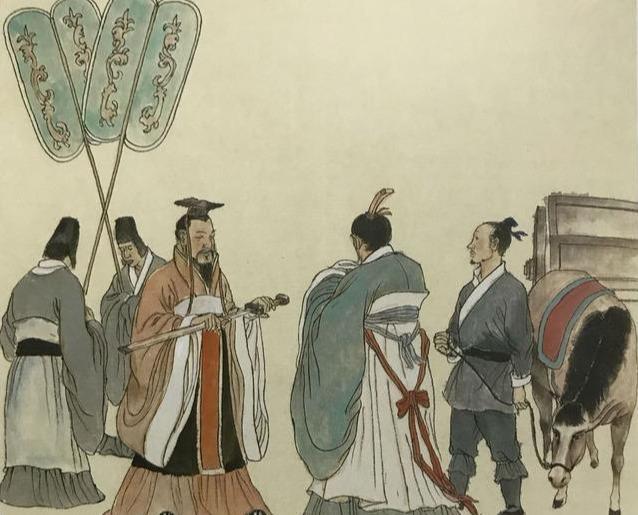 他是吳王闔閭的叔叔,被稱為南方第一圣人,也是孔子最仰慕之人