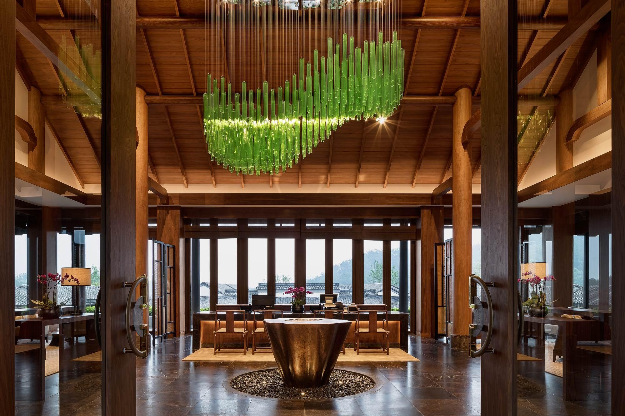 温泉酒店设计的特色理念是什么温泉酒店设计精髓在哪里