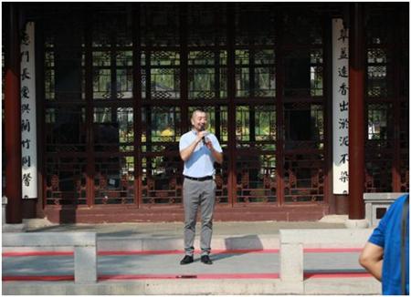 北方昆曲劇院亮相中國戲曲文化周 獻禮祖國70周年華誕