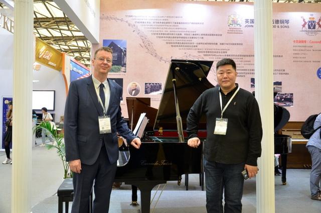 英国卡文迪钢琴发布学院系列两款新品