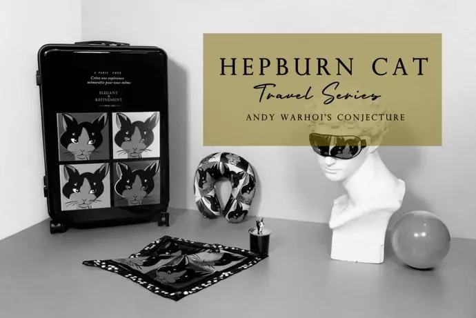 赫本猫即将惊艳登场CLE中国授权展|Hepburn Cat与东方快车的华丽之旅