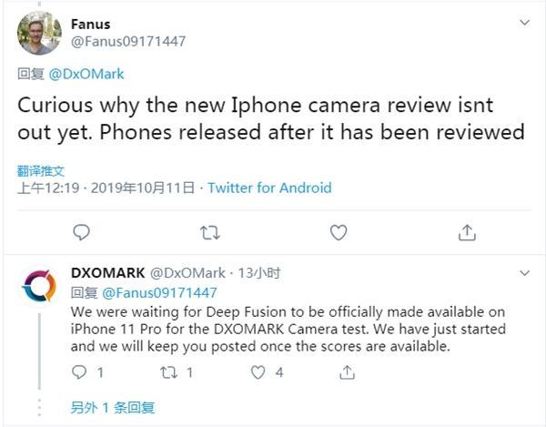 iPhone 11 Pro DxOMark成绩为何不公布?官方回应的照片 - 2