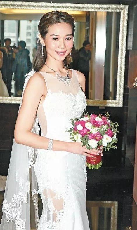35岁TVB上位小花杨秀惠低调嫁富贵老公 圈内姐妹全不知情