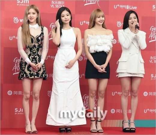YG女團BLACKPINK遲到惹爭議主辦方確認遲到并道歉