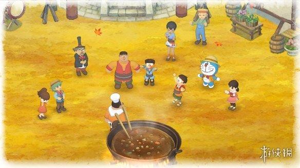 《哆啦A夢:牧場物語》正式登陸Steam!支持簡中